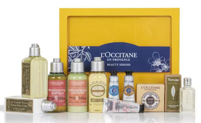 L'Occitane en Provence - 'Beauty Heroes' Bodycare Gift Set Only £26.5