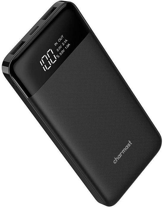 50% off 10400mAh Power Bank with LED Display(Support 5V 3A Fast Charging)
