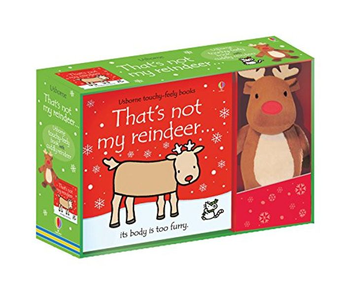 That's Not My Reindeer Gift Set