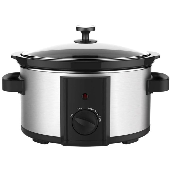 6l Slow Cooker with £5 off at Wilkos