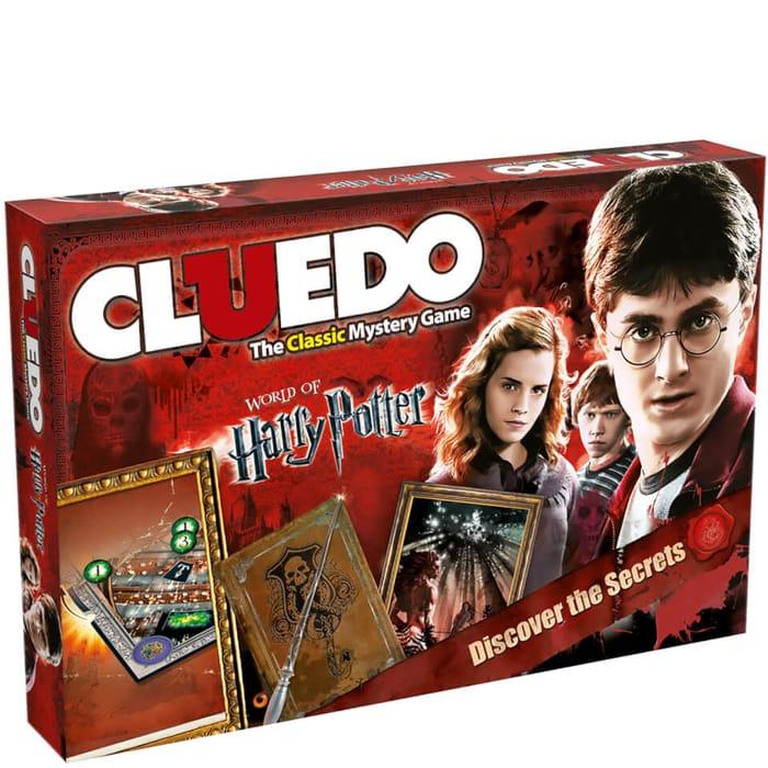 Cluedo - Harry Potter Edition