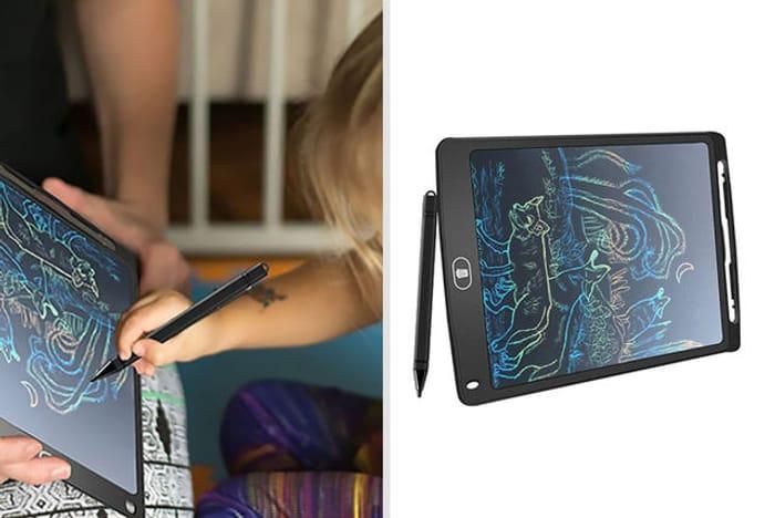 Kids Digital Drawing & Writing Colour Pad