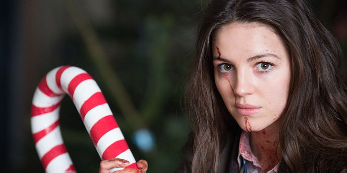 Win Zombie Comedy Anna and the Apocalypse on Blu-Ray