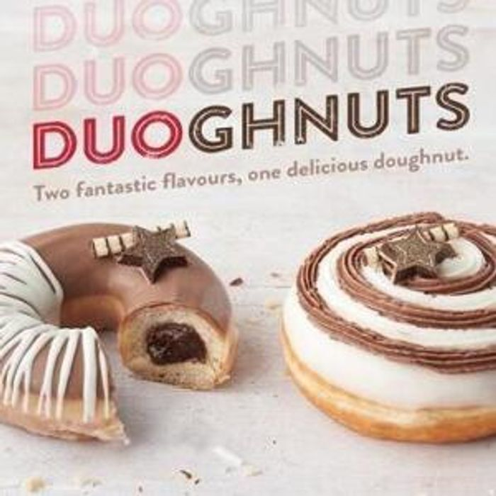 Buy One Get One Free DUOghnuts