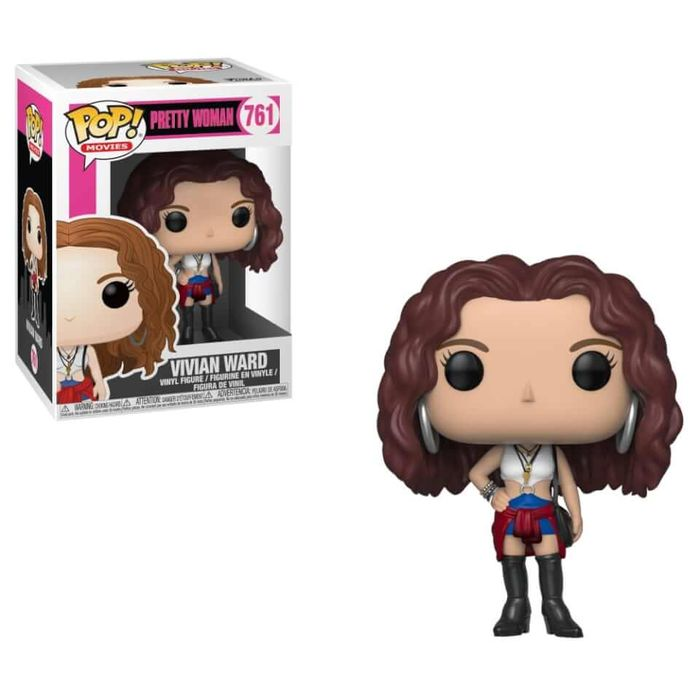 Pretty Women Pop Vinyl