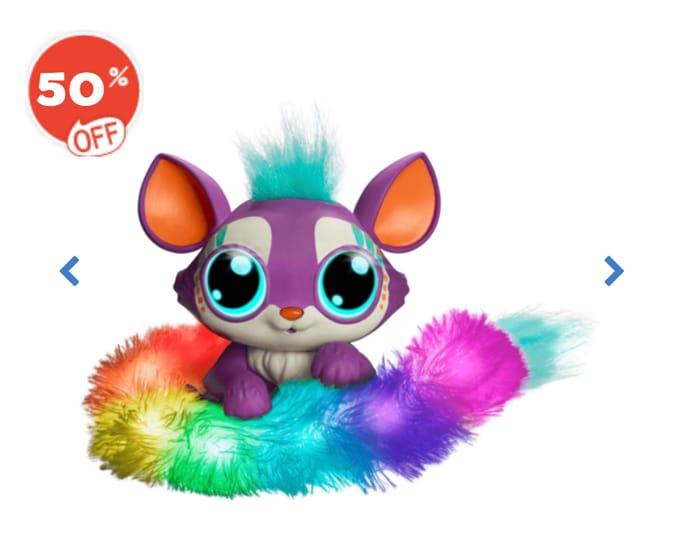 Lils Gleemerz Interactive Pet Loomur, Half Price!