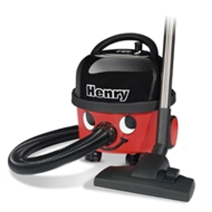 """Henry HVR 160-11 Bagged Cylinder Vacuum Cleaner """"RESERVE and COLLECT ONLY"""""""