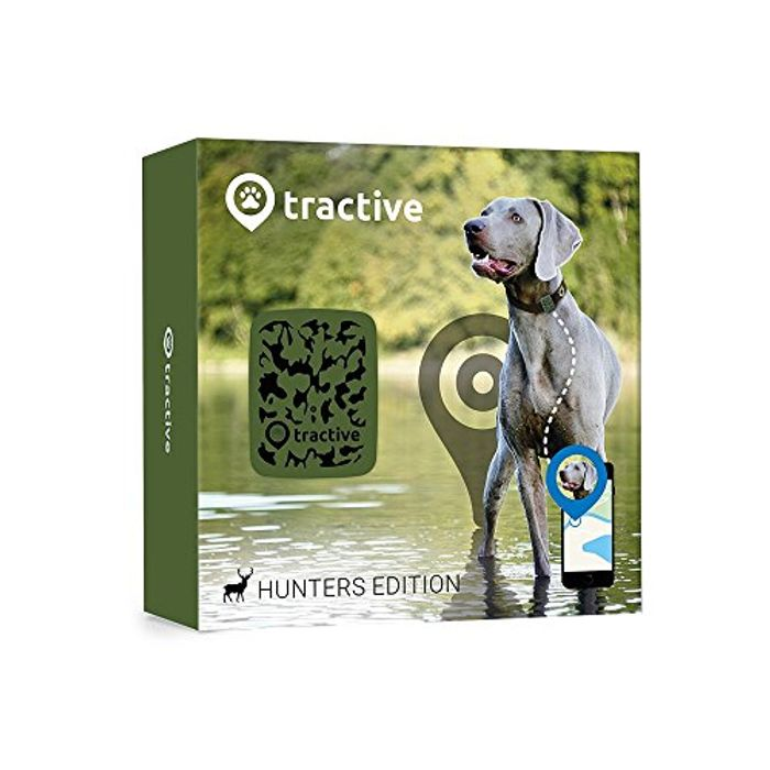 Tractive Dog GPS Tracker - Lightweight Waterproof on Sale From £59.99 to £28.99