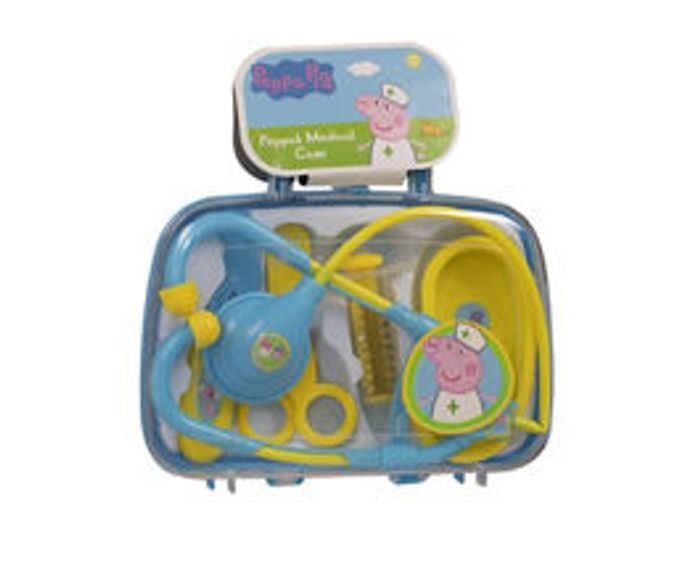 Peppa Pig Medical Case at Asda - Only £3!