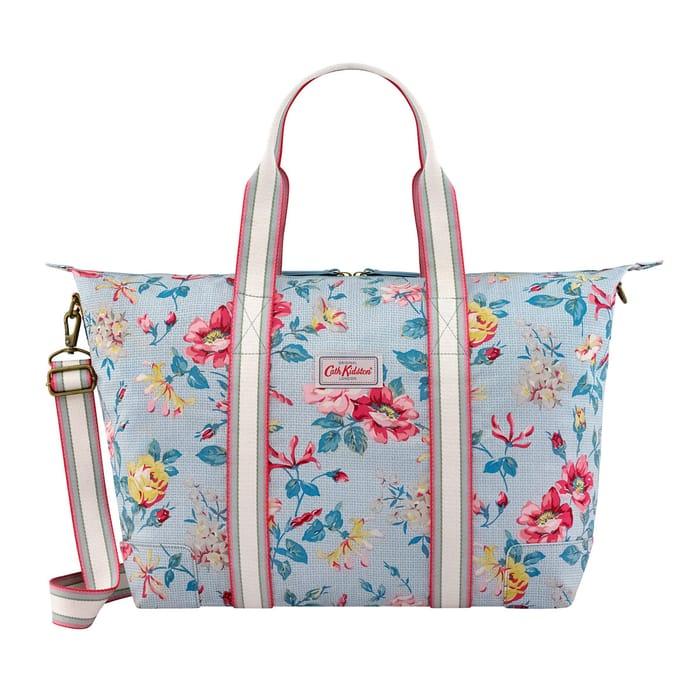 Cath Kidston Pembroke Rose Foldaway Overnight Bag