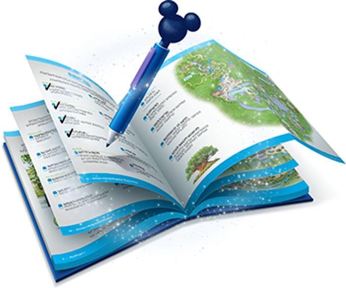 Free Walt Disney Holiday Planning Brochures