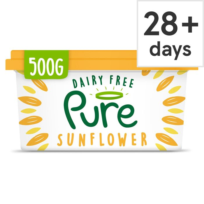 Pure Sunflower Spread 500G Down From £1.49 to £1