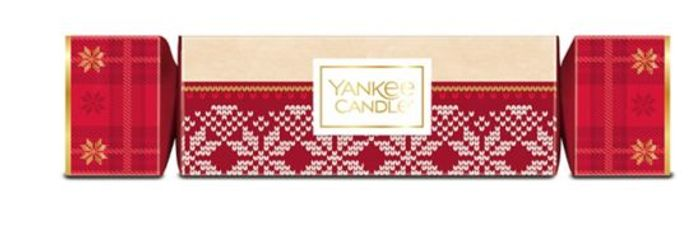 Yankee Candle Giftset 3 Votive Cracker Only £3.74