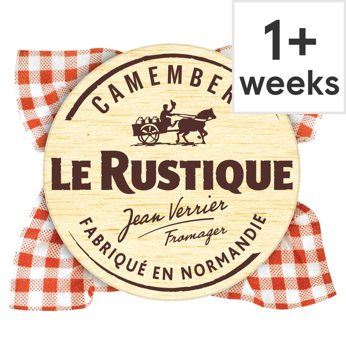 Le Rustique Pasteurised Camembert 250G - Save £0.50!