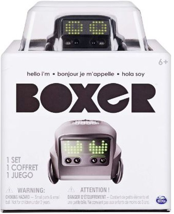 70% OFF! Boxer (Miniature Robot Pal!) Age 6+ WATCH THE VIDEO