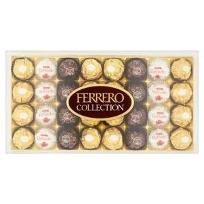 Ferrero Rocher Collection 32 Pieces with £3 discount - Great buy!
