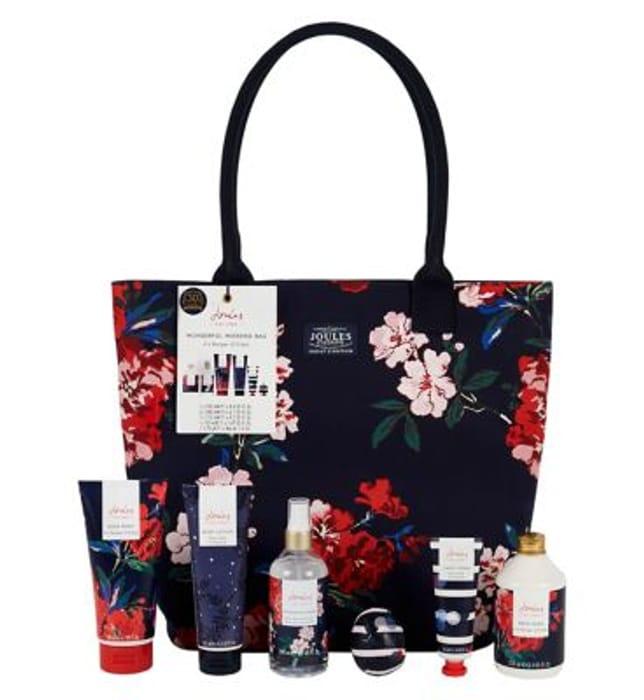 *BETTER than HALF PRICE* Joules Ladies Wonderful Weekend Bag