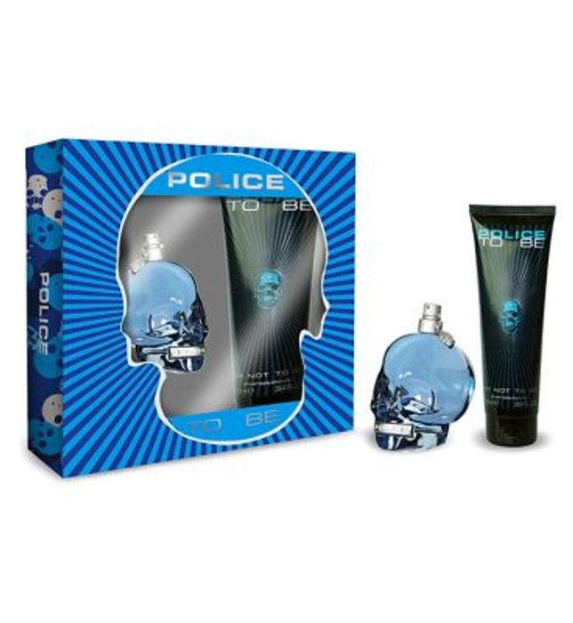 Police to Be Man Gift Set - ideal Christmas present