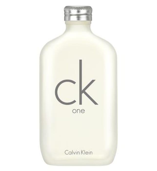 Calvin Klein CK One Eau De Toilette Spray 200ml - HALF PRICE!