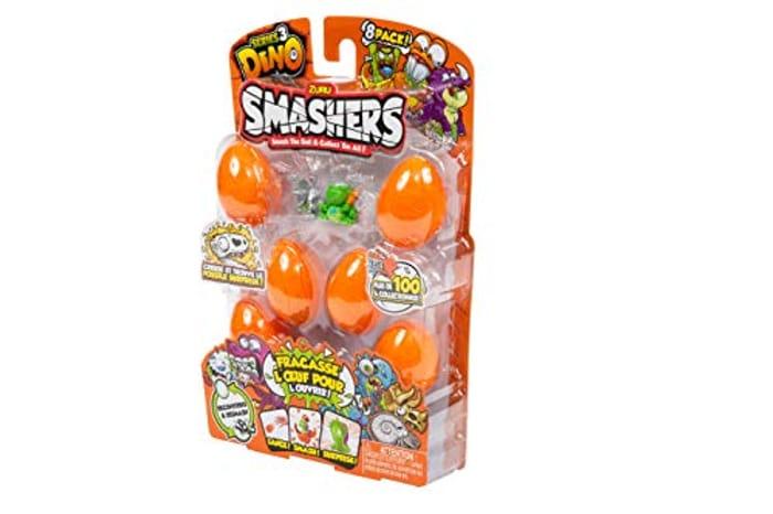 SMASHERS 7438 Series 3 Toy, Orange, Min Order Quantity 4