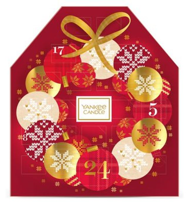 Save 25% Yankee Candle Advent Calendar