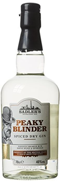SAVE £6 - Peaky Blinder Spiced Dry Gin - FREE DELIVERY