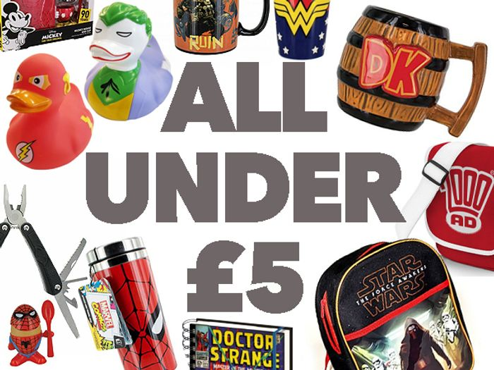 Stocking Fillers and Christmas Presents under £15