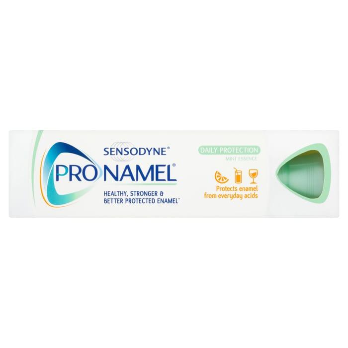 Sensodyne Pronamel Sensitive Toothpaste 75Ml with 50% Discount - Great buy!