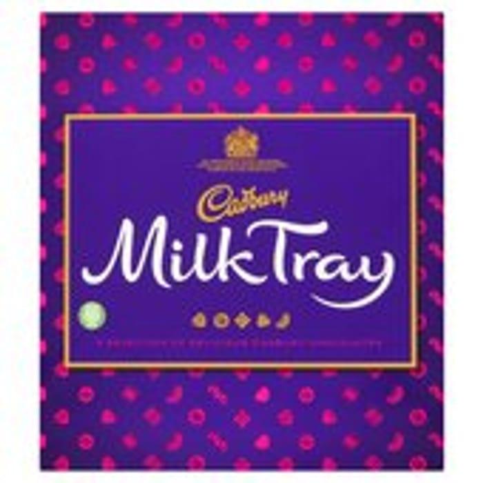 Cadbury Milk Tray Chocolate Box 360g - HALF PRICE!