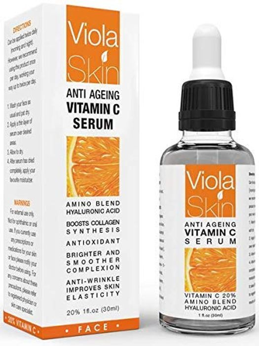 Cheap PREMIUM Vitamin C Serum For Face on Sale From £14.97 to £13.47