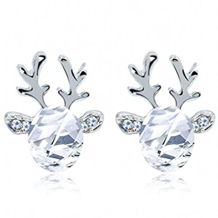 Best Price! Christmas Reindeer Earrings at Amazon