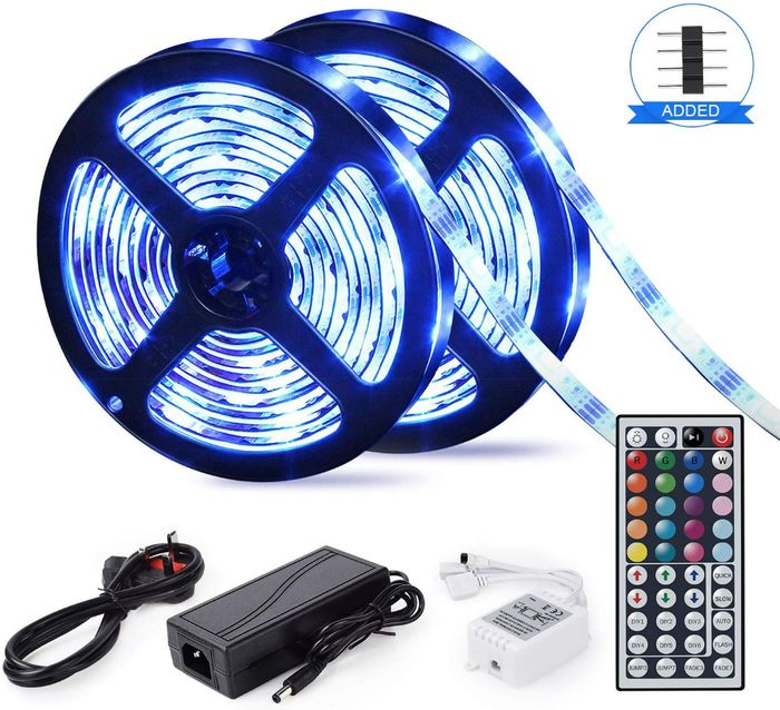 Deal Stack - LED Strip Lights - 45% off + Extra 5%
