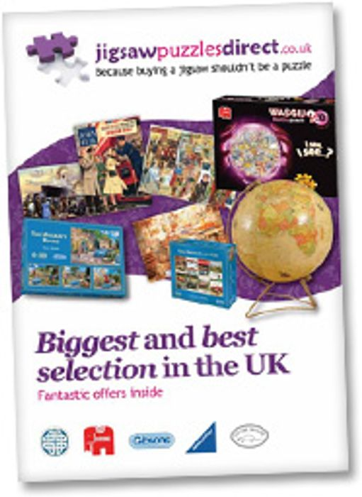 Free Jigsaw Puzzles Direct Catalogue