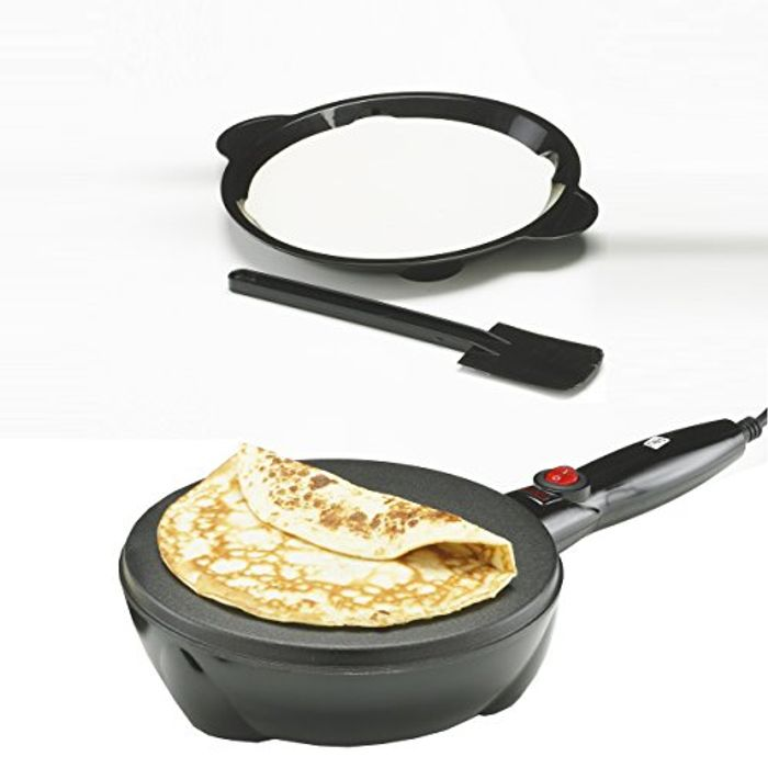 Neo Electric Non-Stick Pancake Crepe Maker 1000W