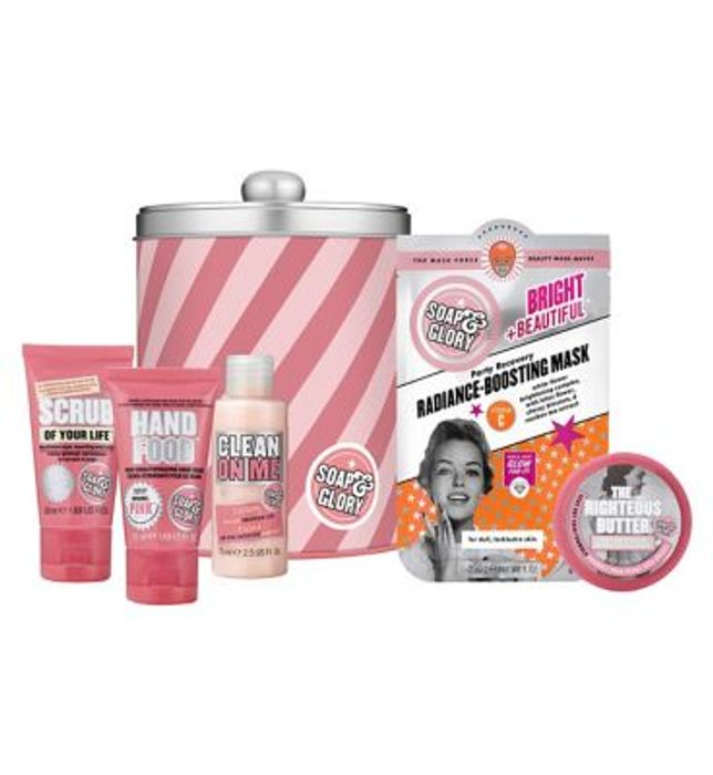 Soap & Glory Original Pink Collection Tin - 33% Off!