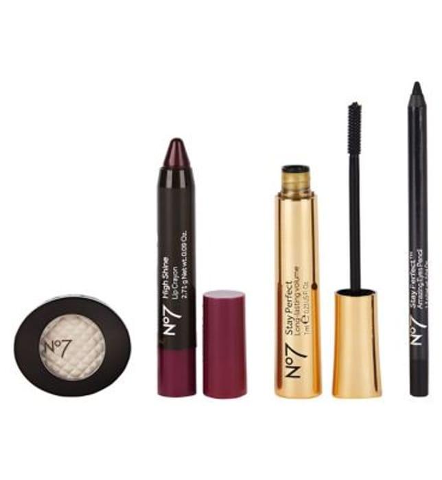 No7 X Alexandra Shulman Cosmetic Favourites - Save £4.50!