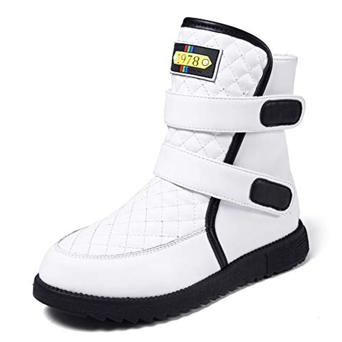 Kids Winter Snow Boots - 40% Off!