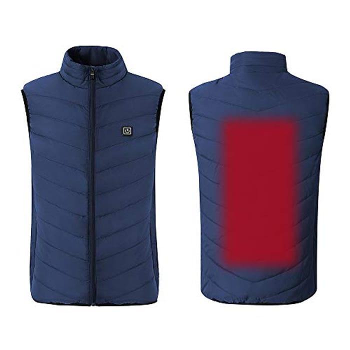 HALF PRICE - USB Heating Coat Jacket Clothing for Women