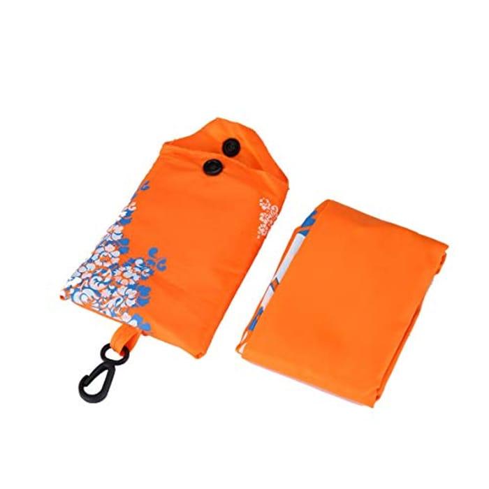 Reusable Folding Tote Shopping Bag