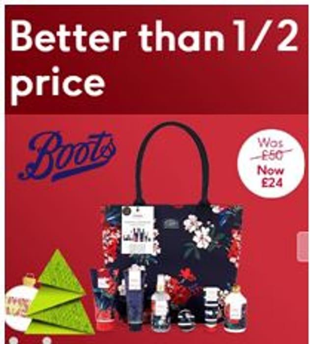 BOOTS STAR GIFT - Joules Ladies Wonderful Weekend Bag