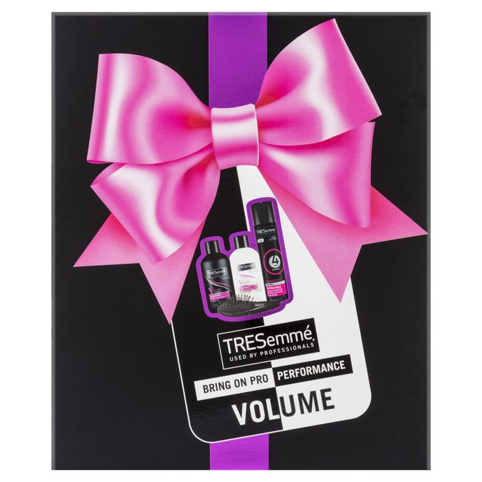 Tresemme Bring on Pro Performance Volume Gift Set 3 Piece