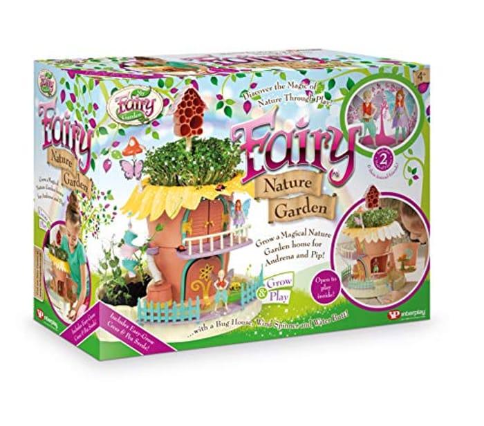 BETTER THAN HALF PRICE - My Fairy Garden - Fairy Nature Garden