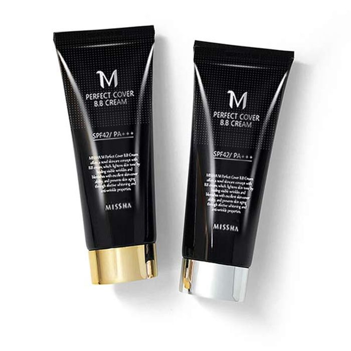 Free Sample of Missha Perfect Cover BB Cream