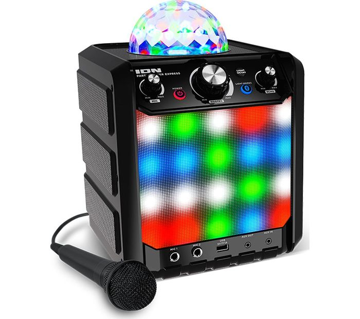 Best Deal! ION Party Rocker Express Portable Bluetooth Speaker