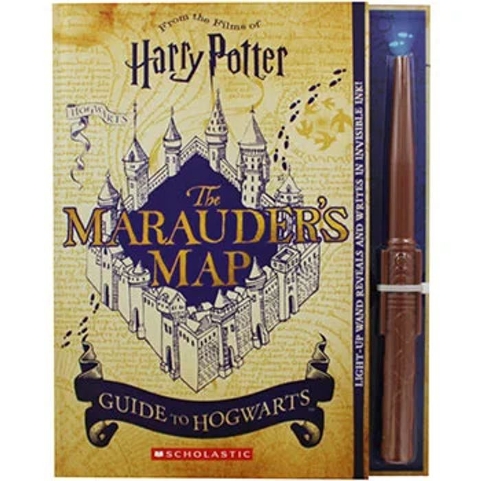 Harry Potter - the Marauders Map - Guide to Hogwarts