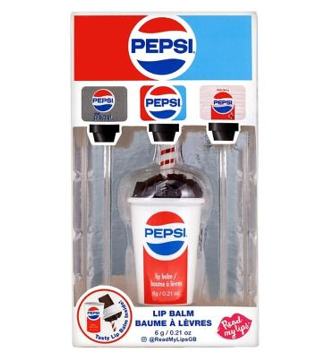 Cheap Read My Lips Pepsi 3D Lip Balm 6g, Only £3.37!