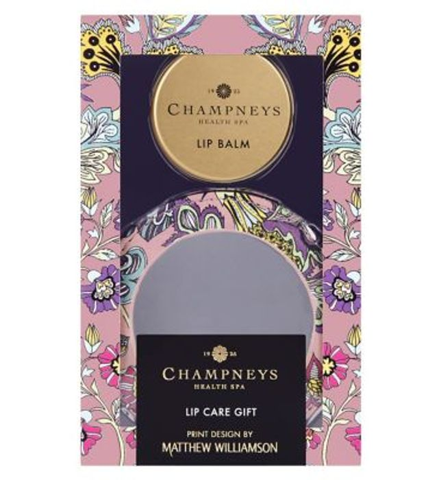 Champneys Lip Care Gift Down From £5 to £3.33