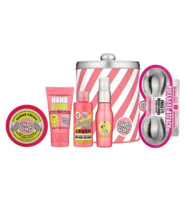 Soap & Glory Sugar Crush Collection Tin