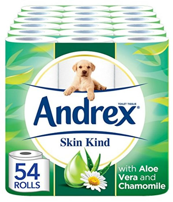 54 Andrex Toilet Rolls Down From £31 to £16.81