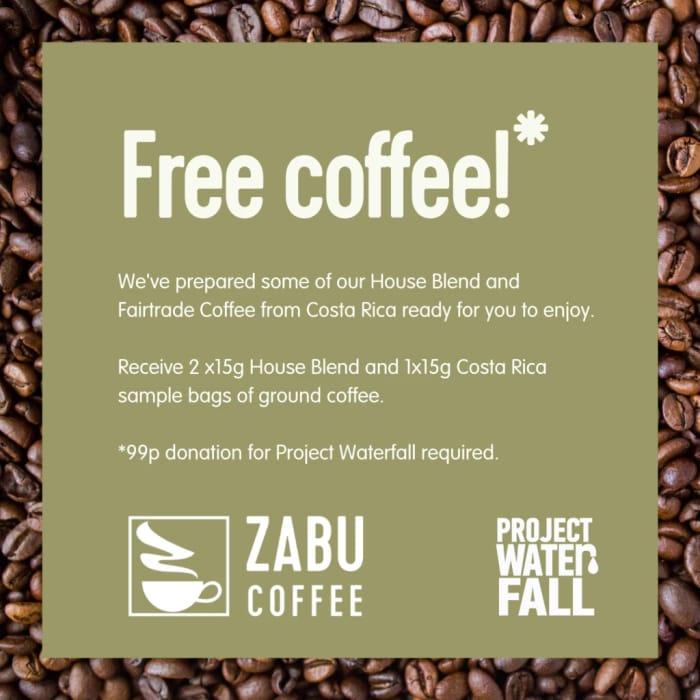 Free Coffee Samples.
